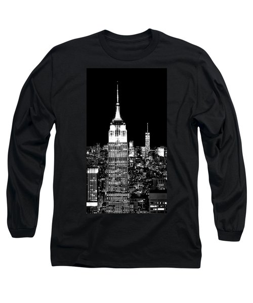 City Of The Night Long Sleeve T-Shirt