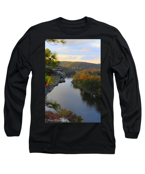 City Rock Bluff Long Sleeve T-Shirt