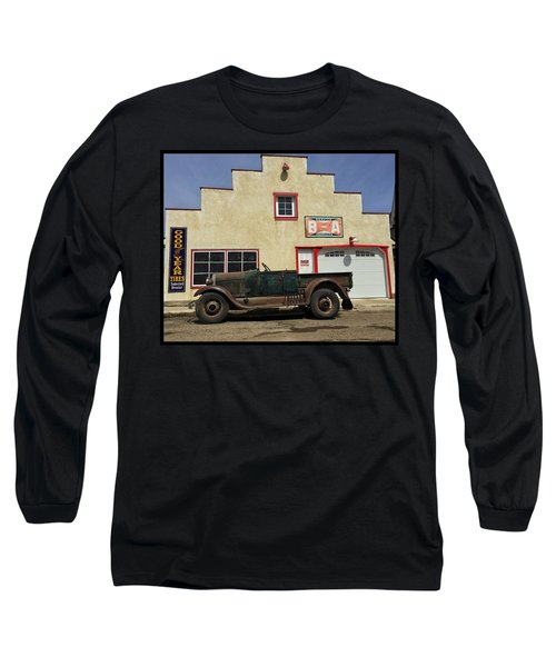 Clampet Long Sleeve T-Shirt