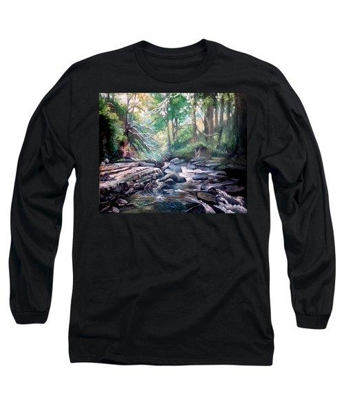 Clare Glens ,co Tipparay Ireland Long Sleeve T-Shirt