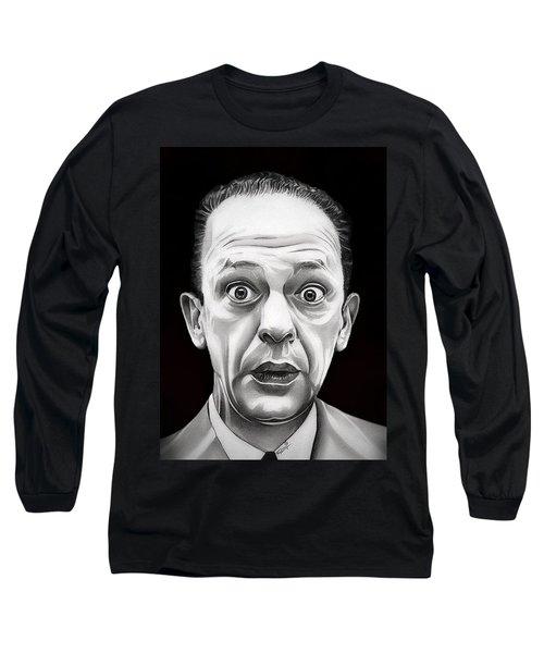 Classic Barney Fife Long Sleeve T-Shirt