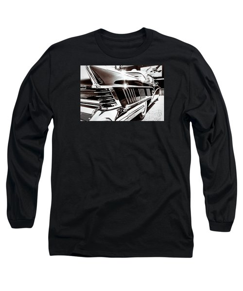 Long Sleeve T-Shirt featuring the photograph Classic Buick IIi by Wade Brooks