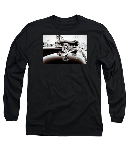 Long Sleeve T-Shirt featuring the photograph Classic Buick by Wade Brooks