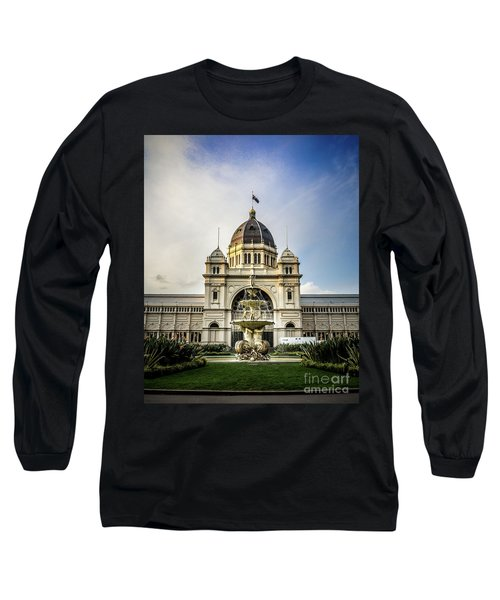 Long Sleeve T-Shirt featuring the photograph Classic Buld by Perry Webster