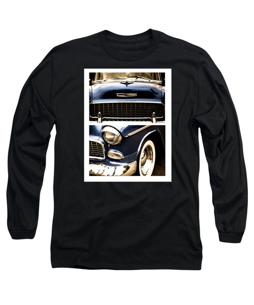 Classic Duo 4 Long Sleeve T-Shirt by Ryan Weddle