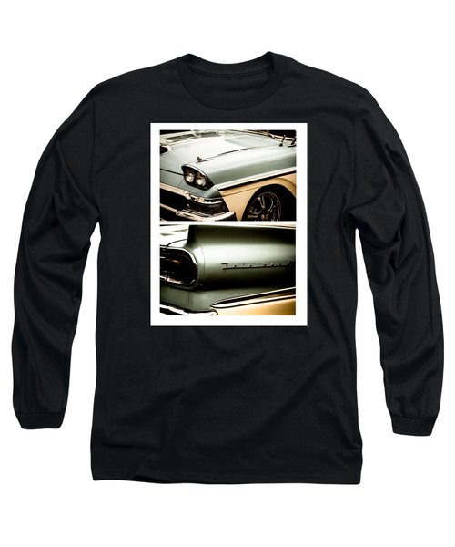Classic Duo 2 Long Sleeve T-Shirt by Ryan Weddle