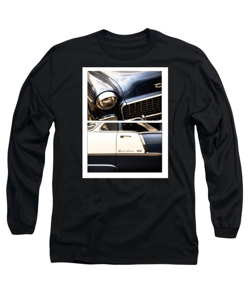 Classic Duo 5 Long Sleeve T-Shirt by Ryan Weddle