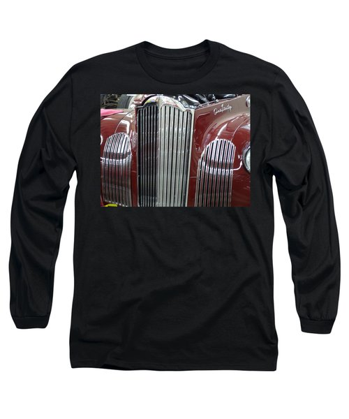 Classic Grille Long Sleeve T-Shirt