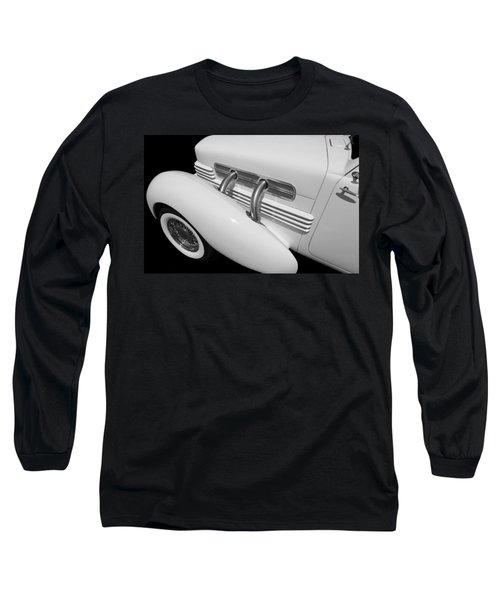 Long Sleeve T-Shirt featuring the photograph Classic Lines by Aaron Berg