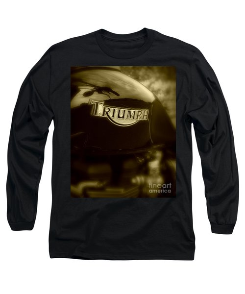 Classic Old Triumph Long Sleeve T-Shirt