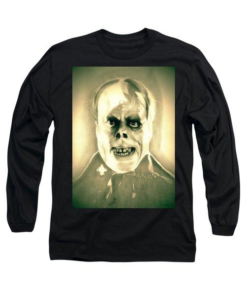 Classic Phantom Of The Opera Long Sleeve T-Shirt