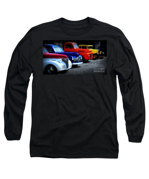 Classics Long Sleeve T-Shirt by Perry Webster
