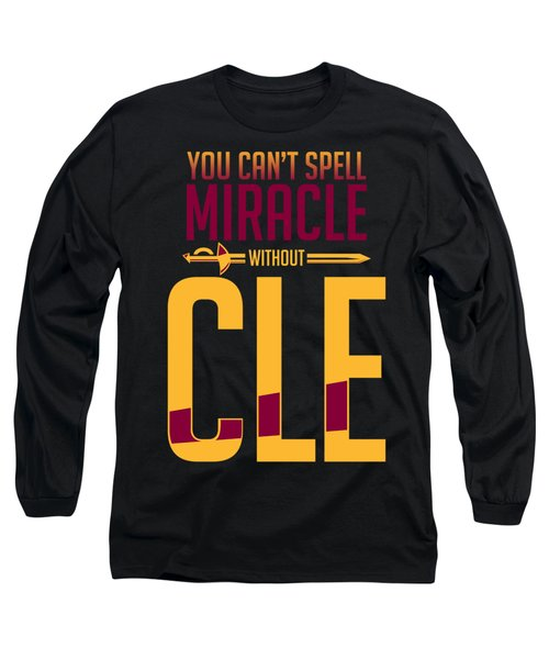 cle Long Sleeve T-Shirt by Augen Baratbate