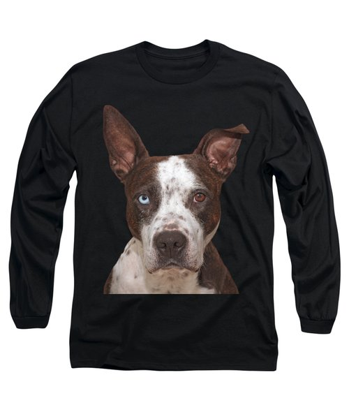 Cleo  Long Sleeve T-Shirt by Brian Cross