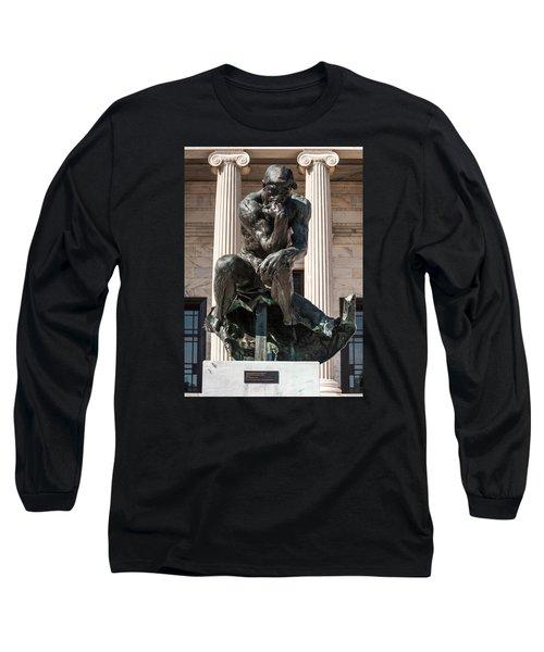 Cleveland Museum Of Art Long Sleeve T-Shirt