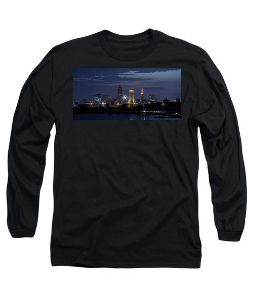 Cleveland Starbursts Long Sleeve T-Shirt