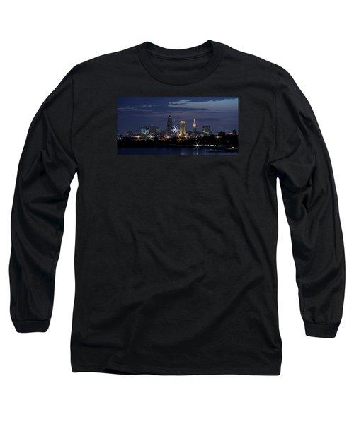 Cleveland Starbursts Long Sleeve T-Shirt