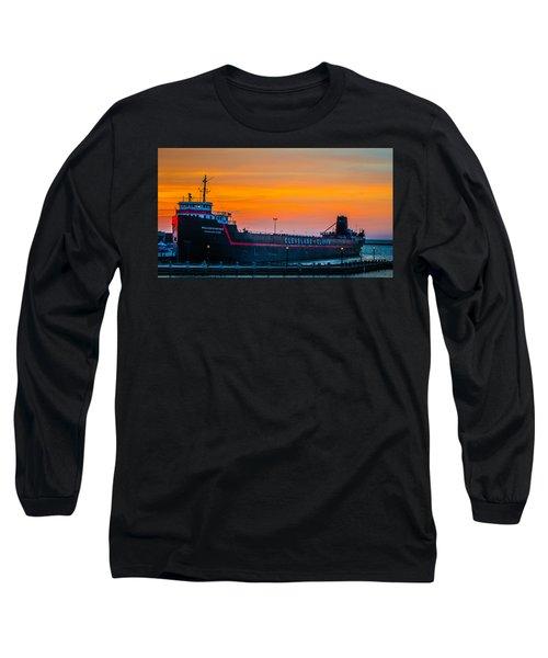 Cleveland Sunset Long Sleeve T-Shirt