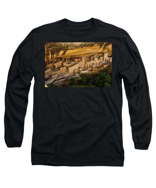 Cliff House From Above Long Sleeve T-Shirt