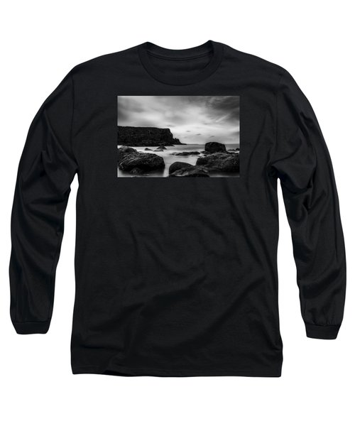 Cliffs Near Causeway Long Sleeve T-Shirt