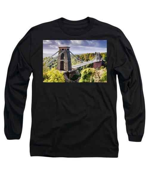 Clifton Suspension Bridge Long Sleeve T-Shirt
