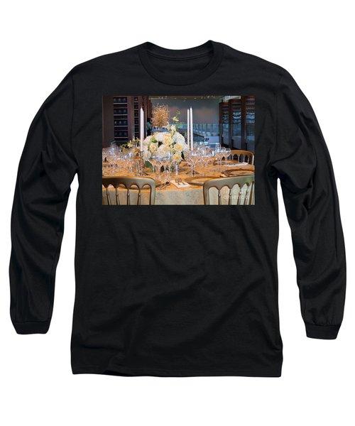 Clinton State Dinner 1 Long Sleeve T-Shirt