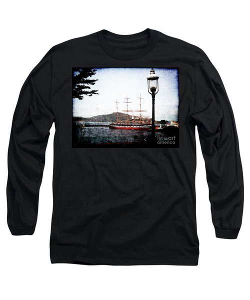 Clipper Ship Long Sleeve T-Shirt