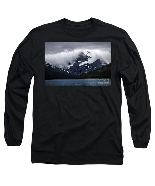 Cloaked In Storm Long Sleeve T-Shirt