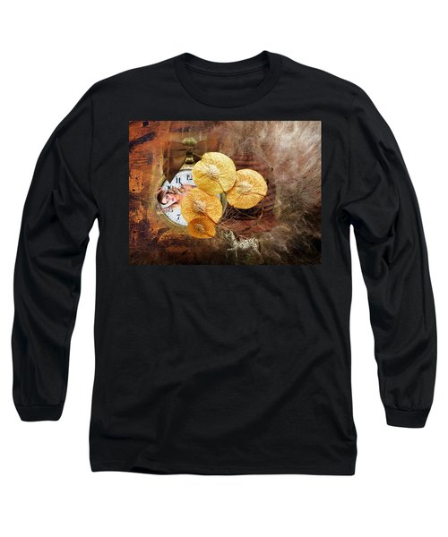Clock Girl Long Sleeve T-Shirt