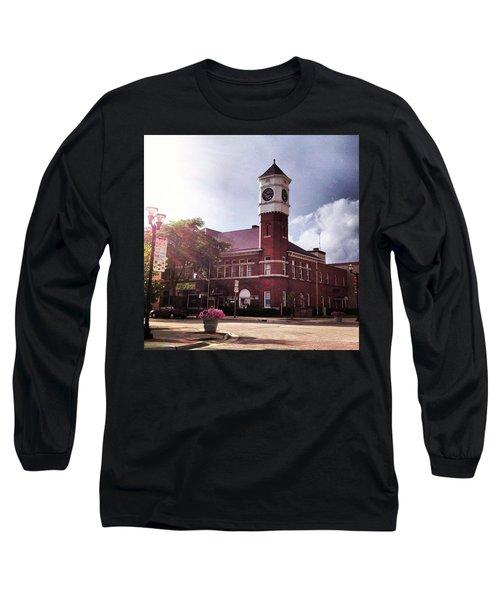 Clocktower Sunshine Long Sleeve T-Shirt