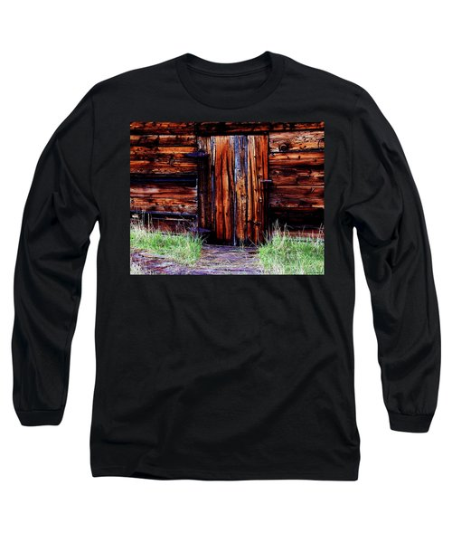 Closed And Forgotten Long Sleeve T-Shirt
