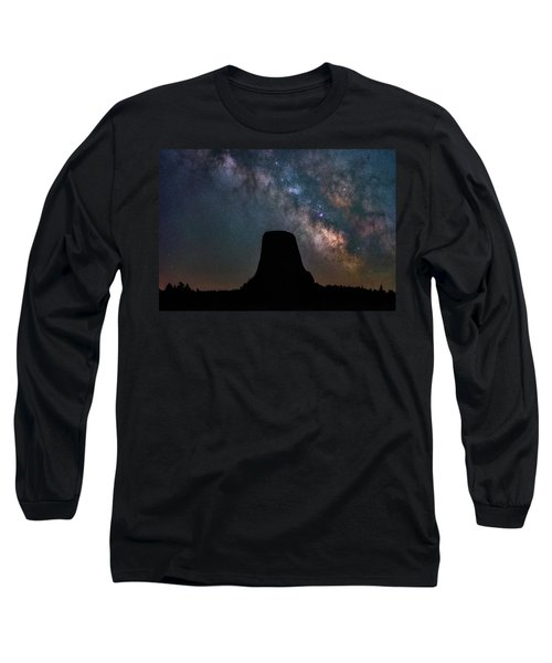 Long Sleeve T-Shirt featuring the photograph Closer Encounters by Darren White