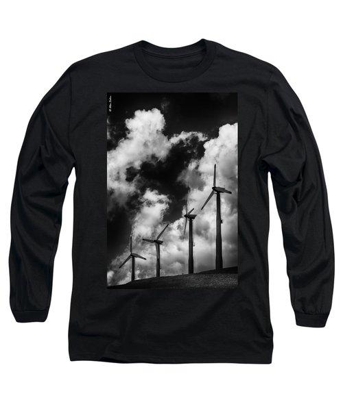 Cloud Blowers Long Sleeve T-Shirt