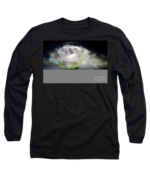 Cloud Rose Long Sleeve T-Shirt