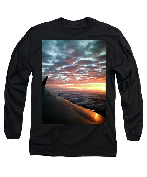 Cloud Sunrise Long Sleeve T-Shirt