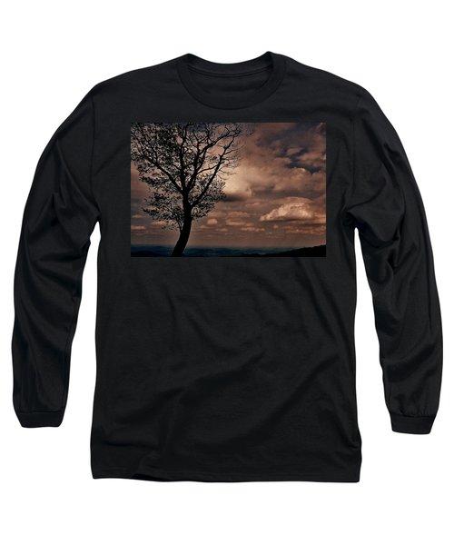Clouds Over Shenandoah Long Sleeve T-Shirt