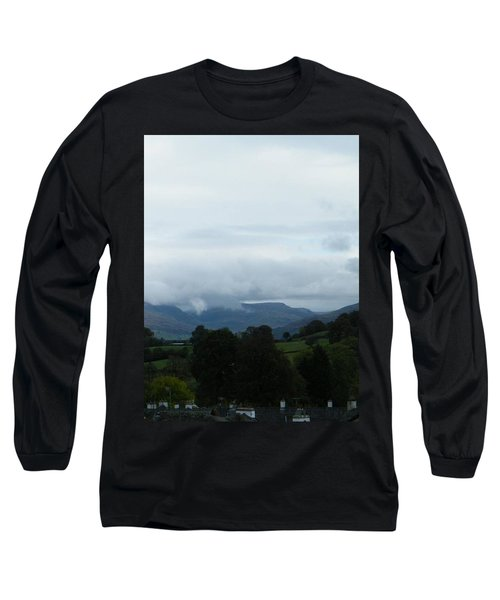 Cloudy View Long Sleeve T-Shirt