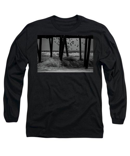 Coastal Movements Long Sleeve T-Shirt