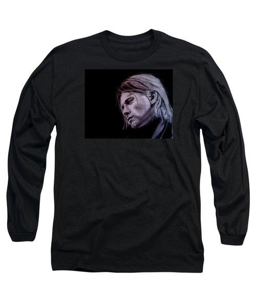 Heart Shaped Box Long Sleeve T-Shirt