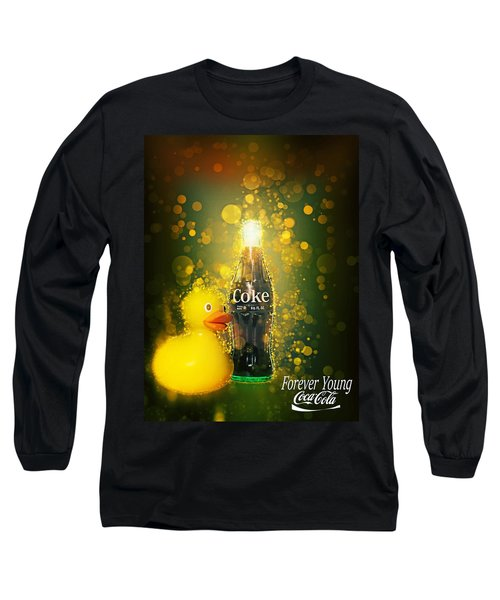 Coca-cola Forever Young 5 Long Sleeve T-Shirt