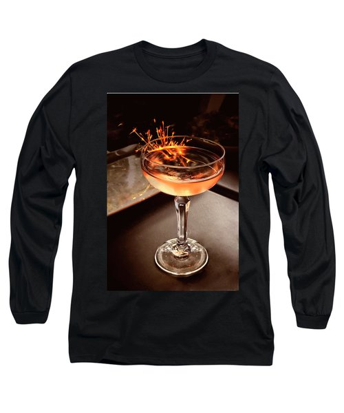 Cocktail Dazzle Long Sleeve T-Shirt