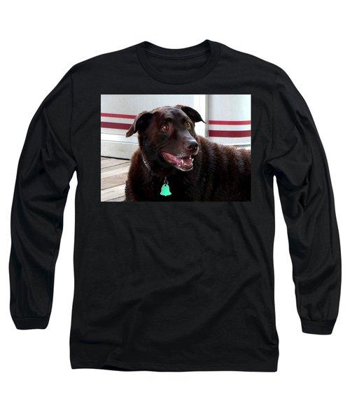 Coco Wooten Long Sleeve T-Shirt