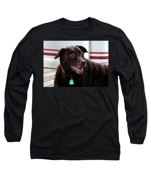 Coco Wooten Long Sleeve T-Shirt