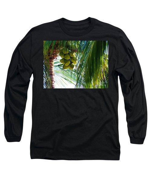Coconuts Long Sleeve T-Shirt