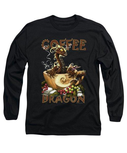 Coffee Dragon Long Sleeve T-Shirt