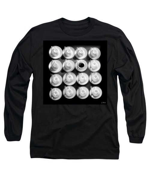 Coffee Time No. 3 Long Sleeve T-Shirt