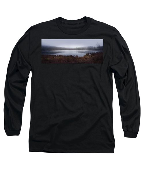 Cold And Misty Morning... Long Sleeve T-Shirt