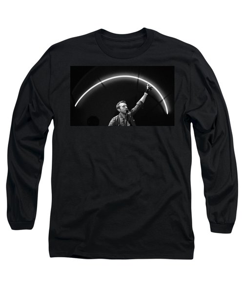 Coldplay10 Long Sleeve T-Shirt by Rafa Rivas