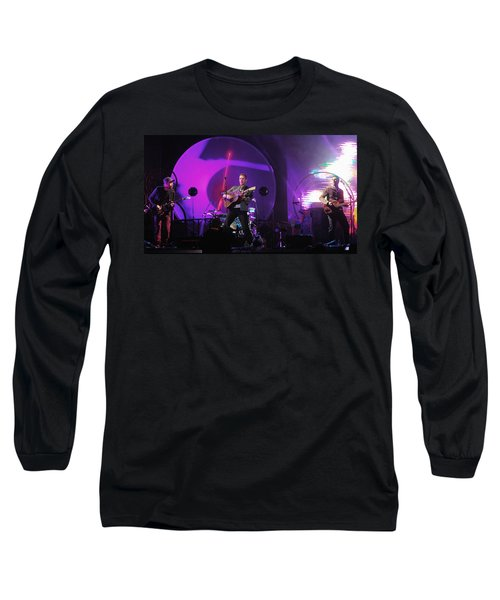 Coldplay5 Long Sleeve T-Shirt by Rafa Rivas