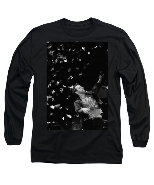 Coldplay9 Long Sleeve T-Shirt by Rafa Rivas